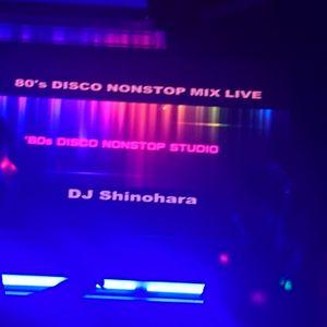 80's DISCO NONSTOP MIX LIVE VOL3 in KOBE Part1