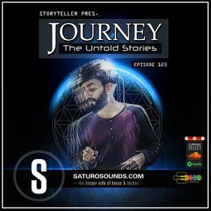 Journey - 123 Storyteller Mix on Saturo Sounds Radio UK [18.09.20]