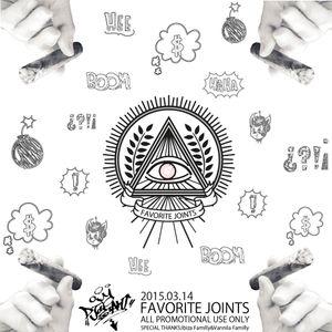 Favorite Joints/DJ岩TAKU(djiwataku) from JP