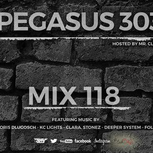 Pegasus 303 Mix 118 – Mr.Clean