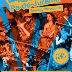 Episode 50 - The Home Spun Sessions: Pe De Jurema