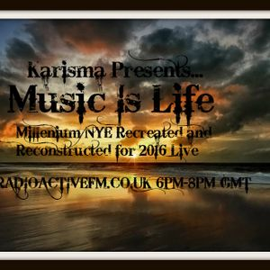 Karisma Presents... Music Of Life (Part One)