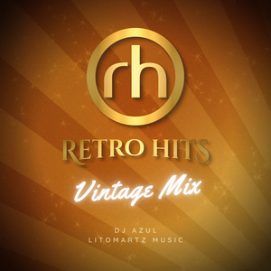 "Retro Hits ""Vintage Mix"" by Litomartz"