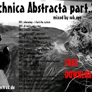 technica abstracta vol.2 by sub.ego