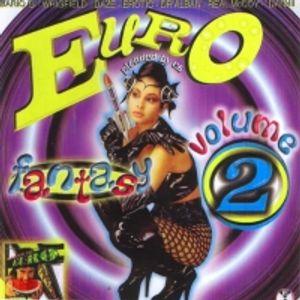 DJ Erik K Euro Fantasy Vol. 2