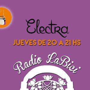 Electra 16 - 06 - 2016 en Radio LaBici