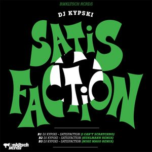 Kypski  DjSet LIVE @ his 'Satisfaction' EP Release BMKLTSCH RCRDS labelnight
