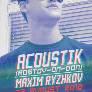 Free Ends 125: Ostrov Rostov with Maxim Ryzhkov and Acoustik