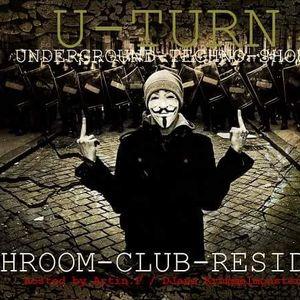 U-Turn...#001 DJane Krümmelmonster
