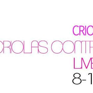 CRIOLAS CONTRA CANCER LIVE W/ DJ LARRY LOVE ON www.crioloradio.com