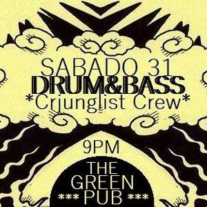 Grant - CRJC310514 Mixing4Fun @ The Green Pub