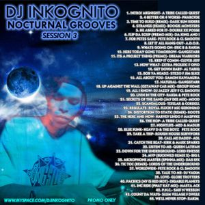 DJ INKOGNITO NOCTURNAL GROOVES 3