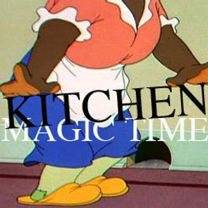 kitchen magic time - what's in the pot ?