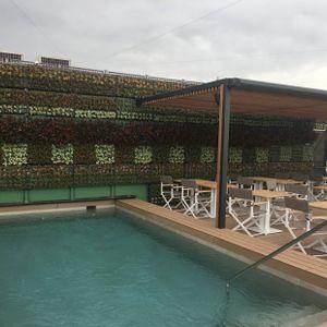 ROOFTOP HOTEL MAJESTIC BARCELONA OCTOBER
