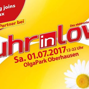 RPPB at Ruhr in Love 2017 // Lauter Unfug & Globalux stage