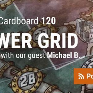 Heavy Cardboard Episode 120 - Power Grid