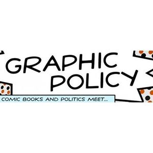 Graphic Policy Radio Gets Chatting about Flame Con!