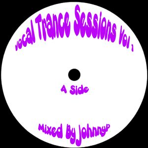 Trance Sessions Vol 1 (Mixed By JohnnyP) 05.07.12