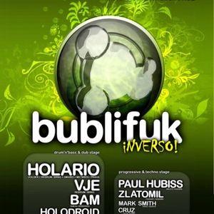 Bublifuk - Boskovice (13.03.2009)