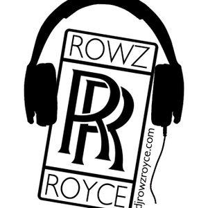 DJ RowzRoyce Old School Hip Hop Quick Mix