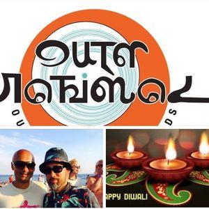 Outernational Sounds & Friends Diwali Celebration with Shuya Okino San Friday 13th Nov 2020