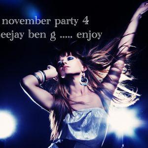 mix november party 4...enjoy