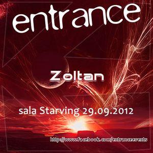Zoltan - Entrance 09 Live Rework