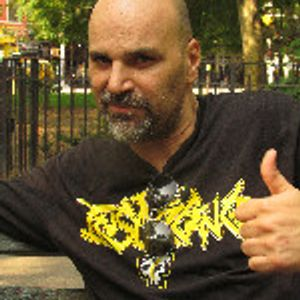 Paul from Reagan Youth interviewed in Tompkins Square Park