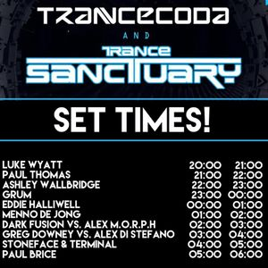 Paul Brice Live @ Trancecoda/Trance Sanctuary Pres. Boxxed The Final Farewell, Birmingham 12-05-2018
