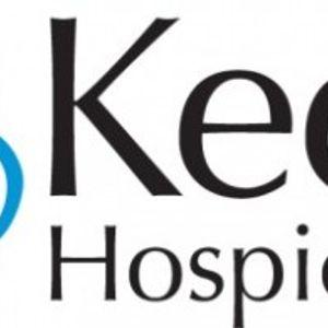 Sticks show with Alli Harmer & Mark Relf of Keech Hospice Care