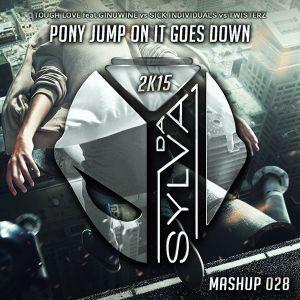 Tough Love ft Ginuwine Vs Sick Individuals Vs Twisterz - Pony Jump On It Goes Down (Da Sylva Mashup)