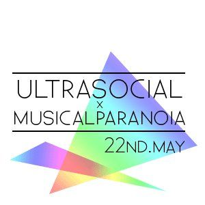 Ultrasocial website release mix by The Criime