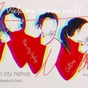 2019,JUNE,NEW RELEASE!! NEO CITY MUSIC 2019/ MIXED BY DJ GAKU by