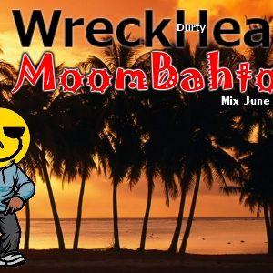 WreckHead Moombahton Mix July 2011