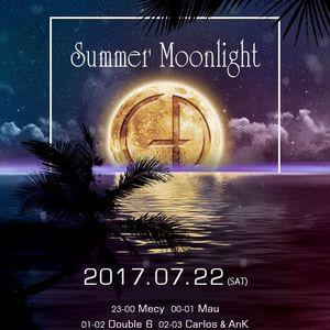 DJ Carlos YangYang vs. ANK - The Mix 41 @ Super Moon - Summer Light 2017-07-22