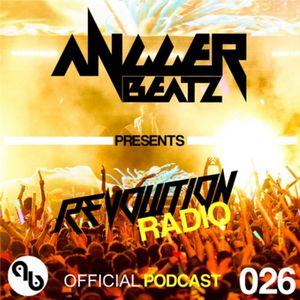 Angger Beatz - Revolution Radio #026