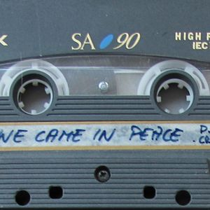 We Came In Peace - DJ Cosmic Rider - DJ Mix Tape - A