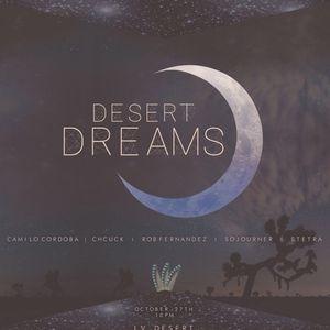 The Road to Desert Dreams Mini Mix