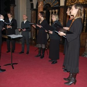 RTBF - Concert 'Ensemble Vocal Malinine'
