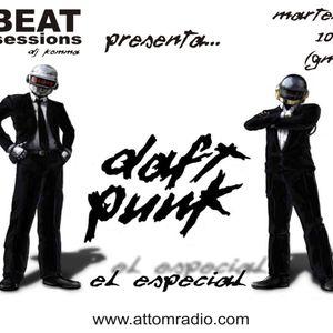 FAT BEAT sessions oo3 /3ra. Temp./ Especial DAFT PUNK /05-04-2011