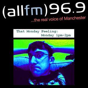 That Monday Feeling - Monday 7 November 2011