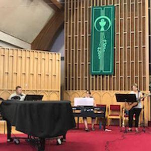 Contemporary Worship Service: 10/02/16