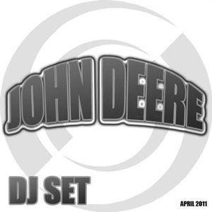 John Deere - Promo DJ Set [April 2011]