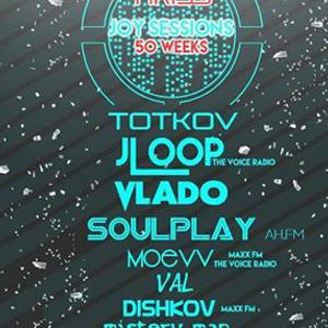 Vlado pres.50 weeks of Joy Sessions Guestmix @ Maxx FM Radio 2016