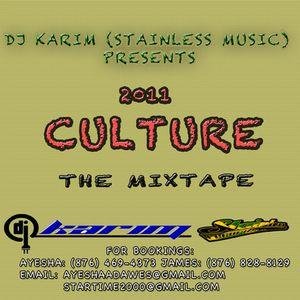 DJ KARIM - CULTURE MIX 2011