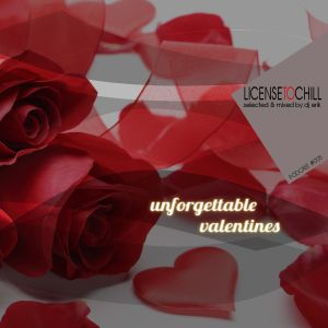 License To Chill | Podcast #005 (unforgettable valentines) - Selected and Mixed by Dj ERiK