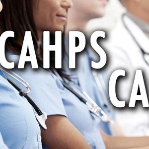 CAHPS Cast 18: Updates in the CAHPS World / April 2013