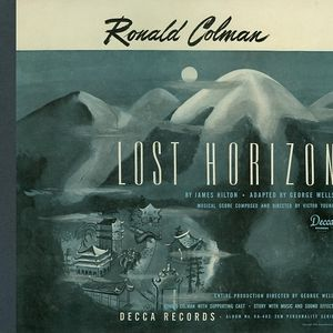 ST130 Lost Horizon Audio Drama Remixed