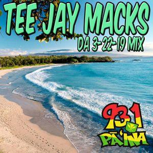 Tee Jay's Pa'ina Traffic Jam Mix 03-22-19