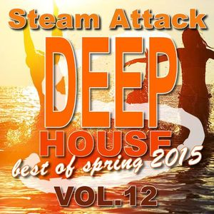Steam Attack Deep House Mix Vol. 12 - best of spring 2015